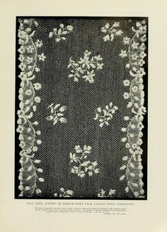 Seven Centuries of Lace: Point D'Argentan