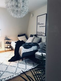 #design #monochrome #minimalist #homedecor #bedroom #bedroomideas