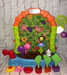 Little Tikes Activity Garden Plant N Play Activity Center Gift | Toys & Hobbies, Preschool Toys & Pretend Play, Little Tikes | eBay!