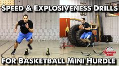 If used properly, mini hurdles can be a tremendous tool for improving speed, agility and explosiveness on the basketball court. Here are some of our favorite...