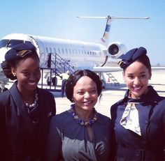 The First Airline Founded By A Black Woman Is Going International This Month - Launched by CEO Siza Mzimela in September 2015, the airline has been operating domestically in South Africa since its inception. However, Fly Blue Crane will be taking off for its first international flight on May 13 with service between Cape Town and Windhoek, Namibia.