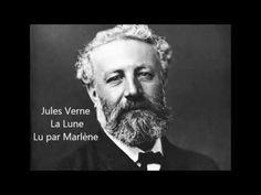 Jules Verne -  La Lune - Poème audio - YouTube