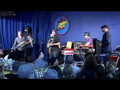 Fat Freddy's Drop from NZ - just a great video - a live performance recorded in a record store in LA