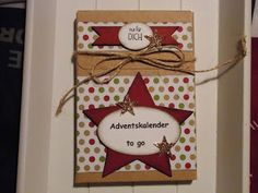 Kreativ am Deich : ...Adventskalender to go....