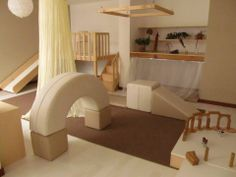 Toddler room- Nido La Casa Amarilla  ≈≈