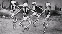 3d Audio Spooky Scary Skeletons Remix Youtube Skeleton Dance Spooky Scary Spooky