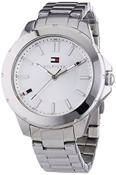 Tommy-Hilfiger-Watches-Damen-Armbanduhr-KIMMIE-Analog-Quarz-Edelstahl-1781412