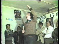 Nestor Kirchner pide juicio a las Juntas Militares en 1983