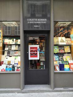 Les cahiers de Colette, Paris