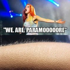 This happens to me when I scream this in Wembley Arena in 2013. I feel so awesome!!