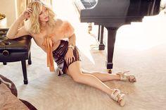 Хиллари Дафф в Glamour Mexico (Интернет-журнал ETODAY)