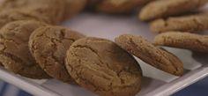 Elaines Recipe: Ginger Cookies