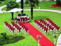 Resultado de imagem para casamento ao ar livre