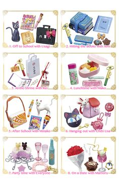 Strapya World : Re-Ment Sailor Moon Crystal Sailor Soldiers' Everyday Life Petite Figures Moon Cafe, Sailor Moon Collectibles, Sailor Moon Merchandise, Cute Office Supplies, Sailor Saturn, Rement, Otaku, Sailor Moon Crystal, Mini Things
