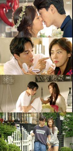 "[Spoiler] ""The Time I Loved You"" Ha Ji-won and Lee Jin-wook ending @ HanCinema :: The Korean Movie and Drama Database"