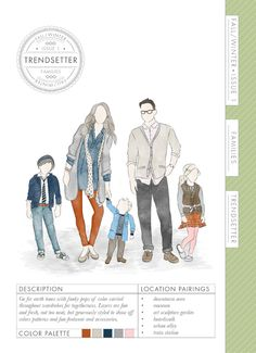 This is  a great Style Book for family sessions!