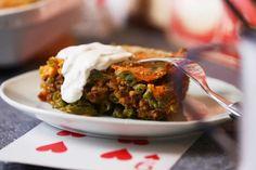 Van élet a lasagne-n túl, ha rakott olasz finomságokról van szó! Próbáld ki te is ezt az isteni rakott zöldbabot, tálald és hallgasd az elismerő szavakat!