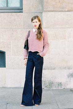 Before Louis Vuitton, Paris, October 2016 // vanessa jackman