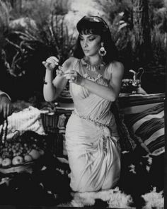 "Gina Lollobrigida in ""Solomon and Sheba"" (1959)"