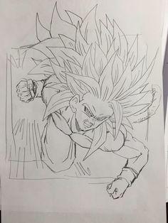Goku Sayanjin 3