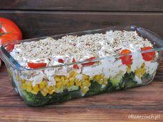 Obżarciuch: Sałatka brokułowa ze słonecznikiem