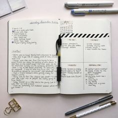 Bullet Journaling | 8 Creative Hobbies To Start In 2017