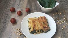 Hoy os proponemos esta rica lasaña de espinacas muy saludable que os gustará mucho Ingredientes para 5 personas: - 70 gr de aceite de oliva - 200 gr de harin...