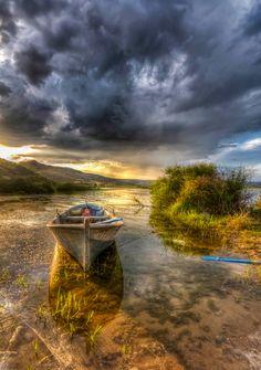 """500px / Photo """"A lake"""" by Nejdet Duzen"""