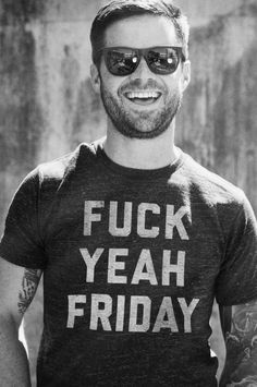 fuck yeah Friday tee