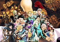 Image result for one punch man backgrounds