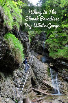 Hiking In The Slovak Paradise II. – Dry White Gorge