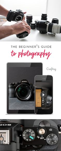 How to use a DSLR camera for beginners.