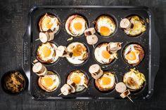 Probiere Rösti-Muffins jetzt bei FOOBY. Oder entdecke weitere feine Rezepte aus unserer Kategorie . Muffins, Griddles, Griddle Pan, Low Carb, Breakfast, Brunch Ideas, Food, Party, Kochen