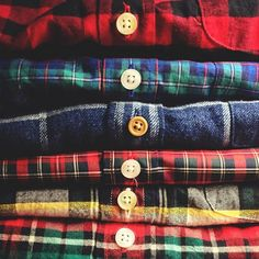 Can't wait to break out the plaid! Hope this weather changes! Miss my fall wardrobe!