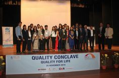 | American Society for Quality (ASQ) and THE NORTHCAP UNIVERSITY conduct Annual Quality Conclave at University Campus | The American Society of Quality (ASQ) – NCU Student Chapter conducted its Annual Quality Conclave 2015 on 25 November 2014 at THE NORTHCAP UNIVERSITY, Gurgaon which was attended by about 25 industry experts and 200 faculty and students. The theme of the conclave was 'Quality for Life'. The industry-student synergy was enhanced by the presence of many industry leaders.