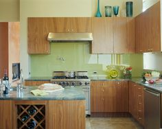Contemporary Kitchen by House + House Architects