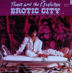 Prince And The Revolution Let's Go Crazy / Take Me With U / Erotic ...