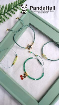 Diy Bracelets Patterns, Diy Friendship Bracelets Patterns, Diy Bracelets Easy, Handmade Bracelets, Handmade Wire Jewelry, Diy Crafts Jewelry, Bracelet Crafts, Handmade Accessories, Bead Jewellery