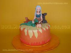 Khaleesi Tarta de Juego de Tronos - Game of Thrones Cake