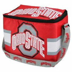 NCAA Ohio State Buckeyes Lunch Bag by Forever Collectibles. $11.73. Insulated interior. Zipper lunch bag. Officially licensed. Ohio State Buckeyes. nylon. Team lunch bag