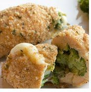 Broccoli and Cheese Stuffed Chicken. Broccoli and Cheese Stuffed Chicken Breast Skinny Recipes, Ww Recipes, Great Recipes, Chicken Recipes, Cooking Recipes, Favorite Recipes, Amazing Recipes, Recipe Chicken, Yummy Recipes