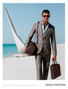 Louis Vuitton Men's Suit