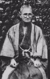 Chotoku Kyan Hanshi.