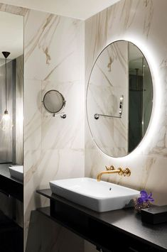 marble bathroom inspo