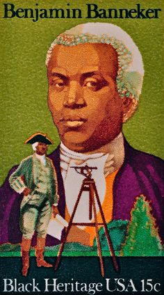 (November 9, 1731 – October 9, 1806) was a free African American astronomer, mathematician, surveyor, almanac author and farmer.    After his father died in 1759, Banneker lived with his mother and sisters. Then in 1771, a white Quaker family, the Elli stampcollecting    Please Help Me Out   Checkout some ads   only if they interest you.   Thanks For Click on the   stampcollecting.forallup.com