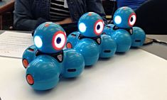 Coding with Robots: Learning about Wonder Workshop