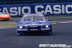 JGTC/SUPER GT Calsonic Nissan R34 GT-R