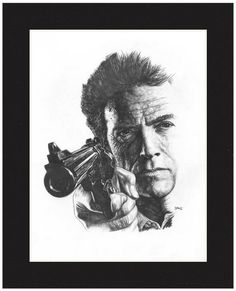 """Go ahead, make my day"" is a catchphrase written by Charles B. Pierce and spoken by the character Harry Callahan from the 1983 film Sudden Impact. Dirty Harry movies are the best! http://www.jwbartunlimited.com/collections/jwb-cinema-tv-collection/products/make-my-day $30"