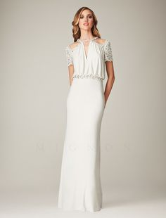 Mignon VM1117B #Mignon #beautiful #gown #prom #formal