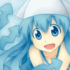 Squid Girl/ Ika Musume - Squid Girl